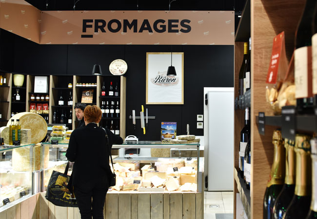 Fromagerie la maison du mieux manger for Affinage fromage maison